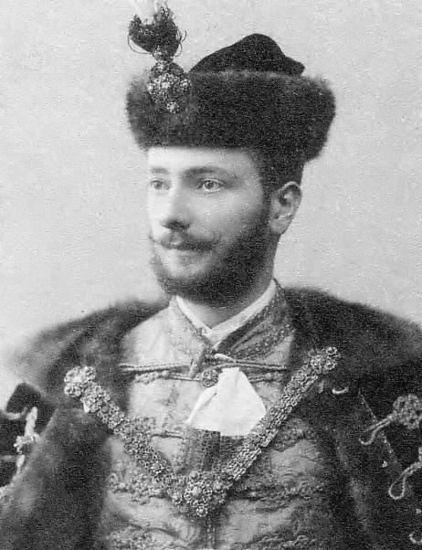 Count Moritz Pálffy of Erdöd (1869-1948)