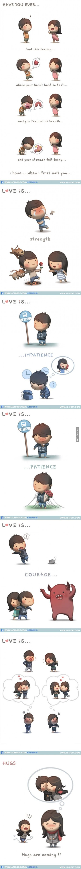 HJ-Story: Love