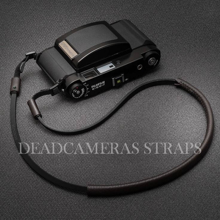 Deadcameras Allfit Strap & Fuji GF670