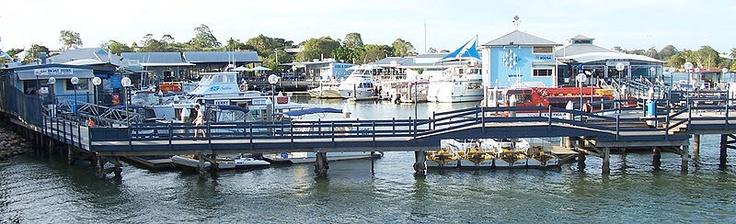 Marina, Tewantin. Queensland Australia Limousine airport transfers to your accommodation, wedding