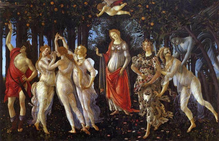 Αλληγορία της Άνοιξης (1482)