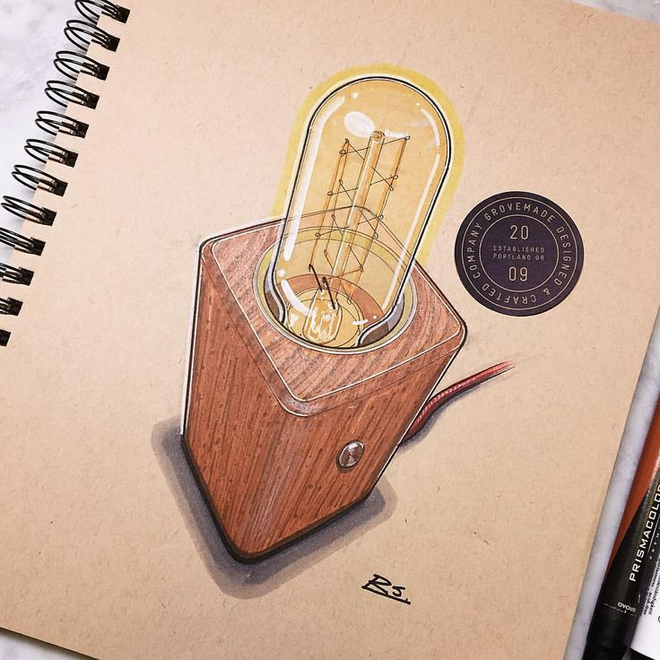 Amazing Drawing by Reid Schlegel