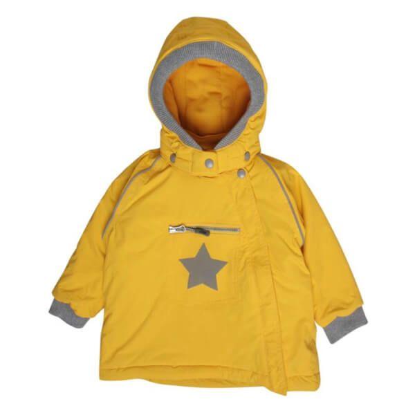 88796a0d Lækker støvet gul vinterjakke fra Hust & Claire   Baby cloths   Baby boy,  Baby, Clothes