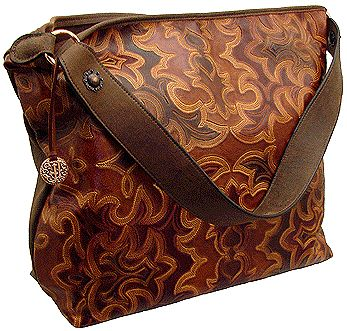 I love this purse from Double J Saddlery