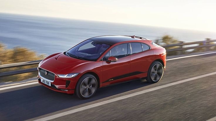 Jaguar unveiled the battery-electric I-Pace SUV as its first all-electric vehicle, just ahead of the Geneva motor show where this new model will make its world debut. Due to go on sale later this ...