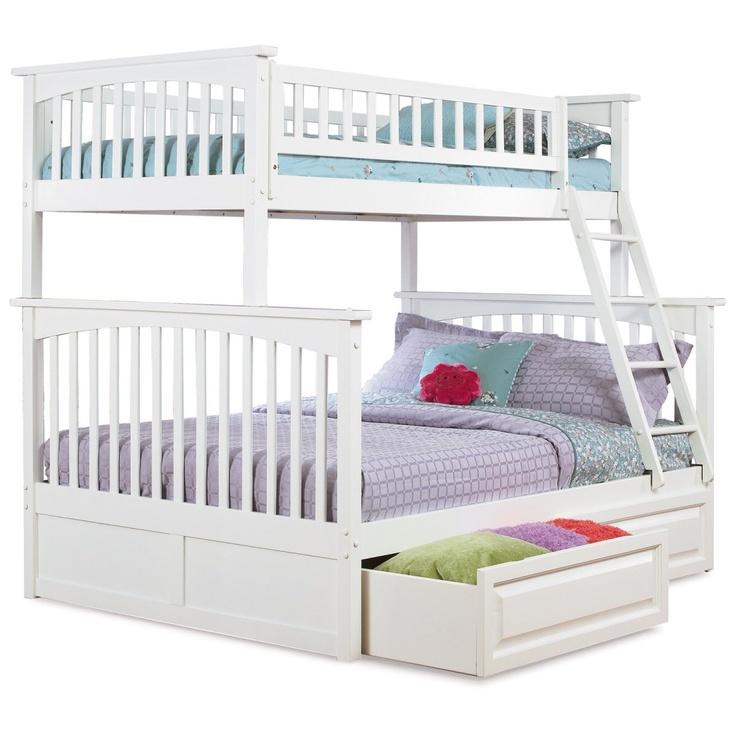 ... Twin over Full Bunk Bed - Twin over Full Bunk Beds at Simply Bunk Beds