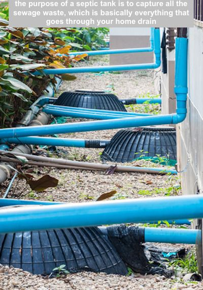 17 Best Ideas About Septic Tank On Pinterest Plumbing