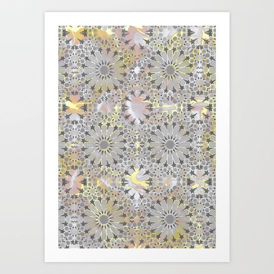 Grey Marble Stars https://society6.com/product/grey-marble-stars_print?curator=yazrajadesigns