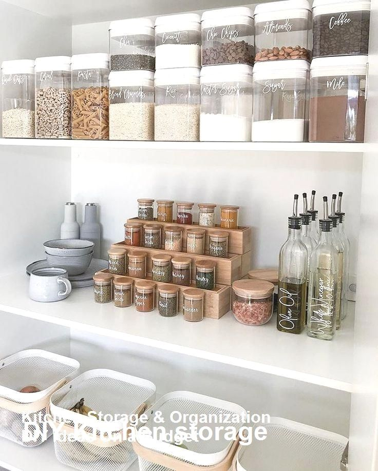 New Diy Kitchen Storage Ideas Kitchenstorage Kitchenstorageideas In 2020 With Images Diy Kitchen Storage Kitchen Storage Diy Kitchen
