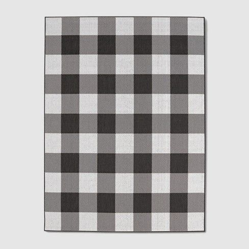 Target Outdoor Rug Bring Back Memories Of Summer Picnics With The Buffalo  Plaid Outdoor Rug From Threshold™. This Outdoor Area Rug Features A  Traditional ...