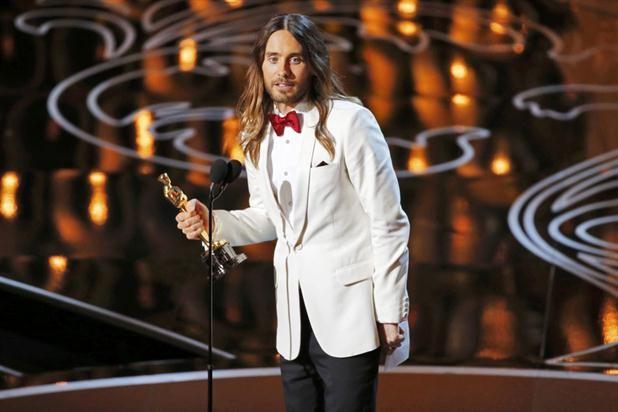 Jared Leto, el primer ganador de los premios Oscar - Premios Oscar 2014 - Personajes.tv