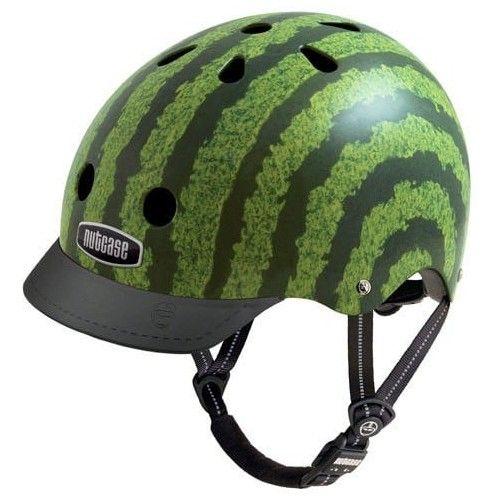 Watermelon GEN3 Street Nutcase hjelm #PopulærCykelhjelm #Nutcase #CykelhjelmTilVoksne #MelonHjelm #SikkerTrafik #PasPåHovedet #HuskHjelmen