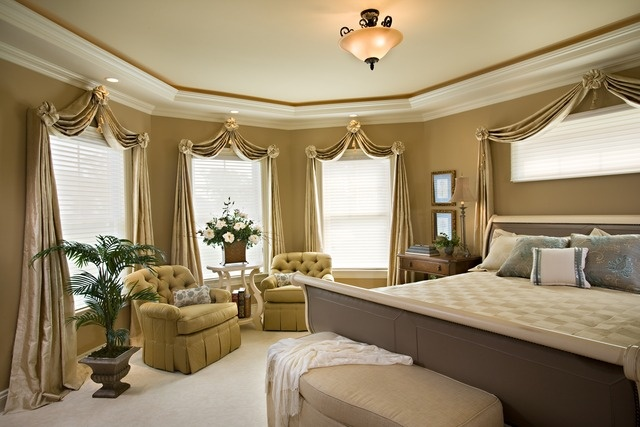 Master Bedroom Curtains For The Home Pinterest