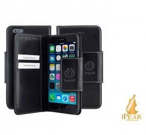Bugatti Book Case Amsterdam para iPhone 6 y iPhone 6 Plus