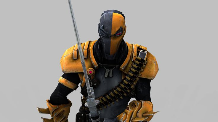 22 best images about Deathstroke Cosplay on Pinterest ...