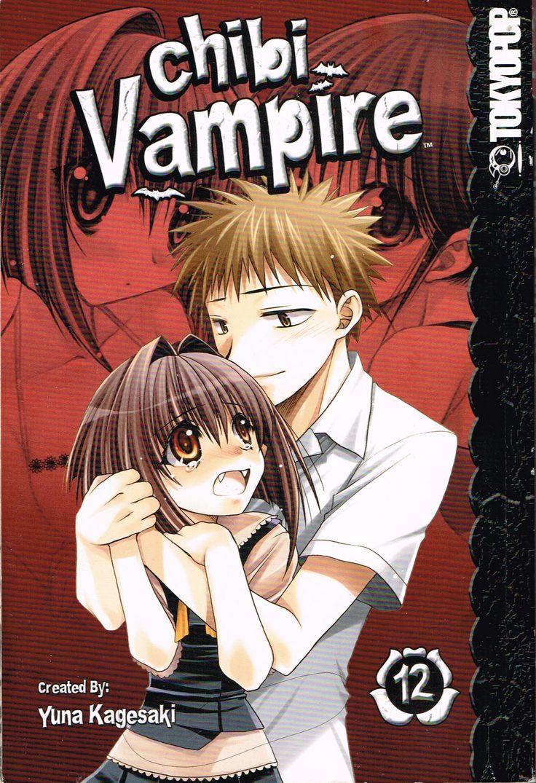 Chibi Vampire vol 12 (2009) by Yuna Kagesaki. Kenta and