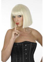 http://www.decodefete.com/4770-1-perruque-crazy-blonde.html Une perruque pour devenir une danseuse du Crazy Horse !!! #perruque #deguisement