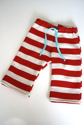 Pirate Pants Pattern Free Patterns