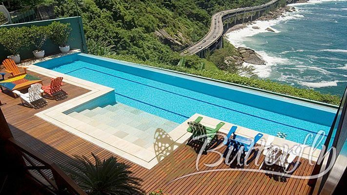 Luxury House With Panoramic Sea Views In Rio De Janeiro, Brazil (ref. LG376947)  -  #House for Sale in Rio De Janeiro, Rio de Janeiro, Brazil - #RioDeJaneiro, #RiodeJaneiro, #Brazil