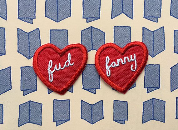 Fanny and Fud patches