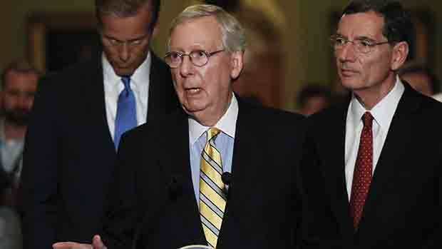 "Senate GOP Reveals Revised Healthcare Bill: Will 22 Million Americans Still Lose Their Insurance? https://tmbw.news/senate-gop-reveals-revised-healthcare-bill-will-22-million-americans-still-lose-their-insurance  Senate Majority Leader Mitch McConnell released the GOP's revised healthcare bill, and some colleagues are calling it ""worse"" than the first version. What does it propose, and what does it take away?The Senate's Obamacare replacement healthcare bill in its latest version strips down…"