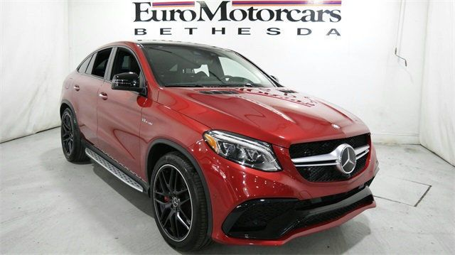 2016 Mercedes Benz Gle 4matic 4dr Amg Gle 63 S Coupe Mercedes Benz