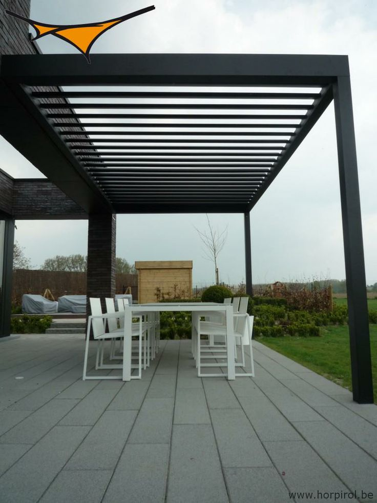 Algarve terrace cover - www.renson-outdoor.com