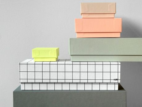 Pink Desk Box Set