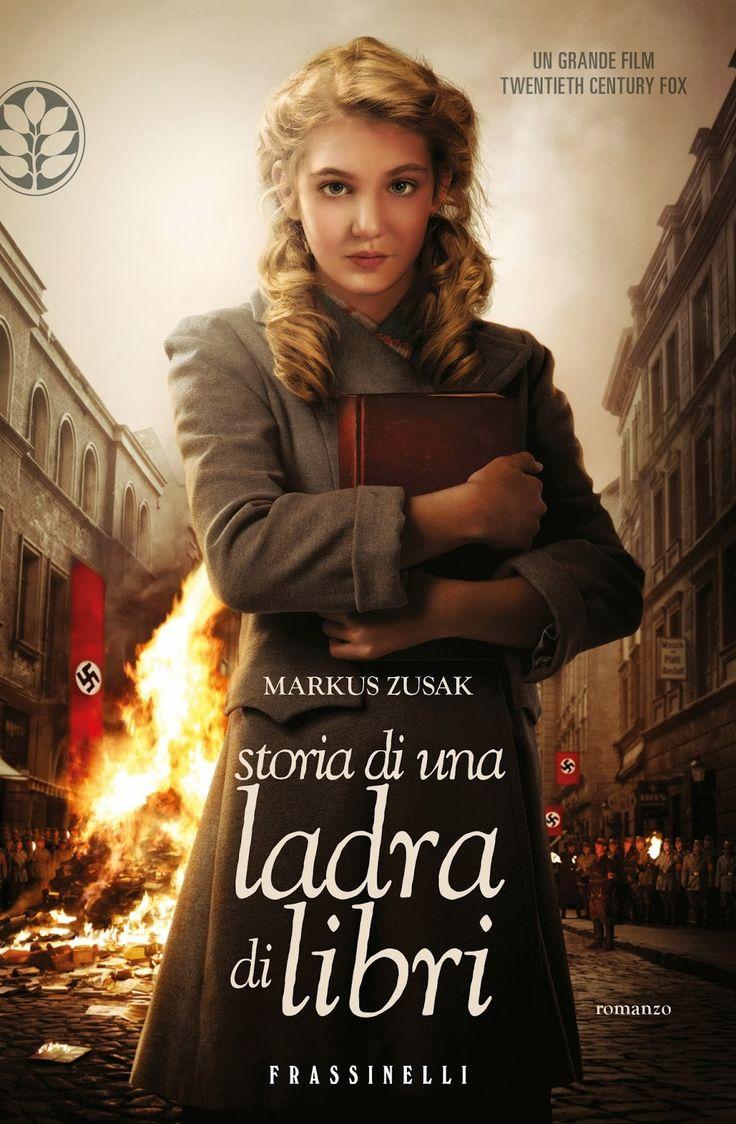 """""""Storia di una ladra di libri"""" di Markus Zusak #StoriaDiUnaLadraDiLibri #TheBookThief"""