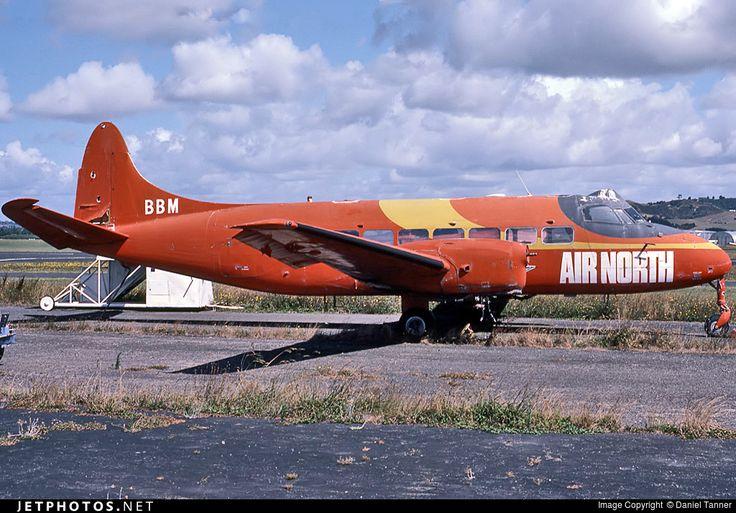 Photo of ZK-BBM - De Havilland DH-114 Heron - Air North