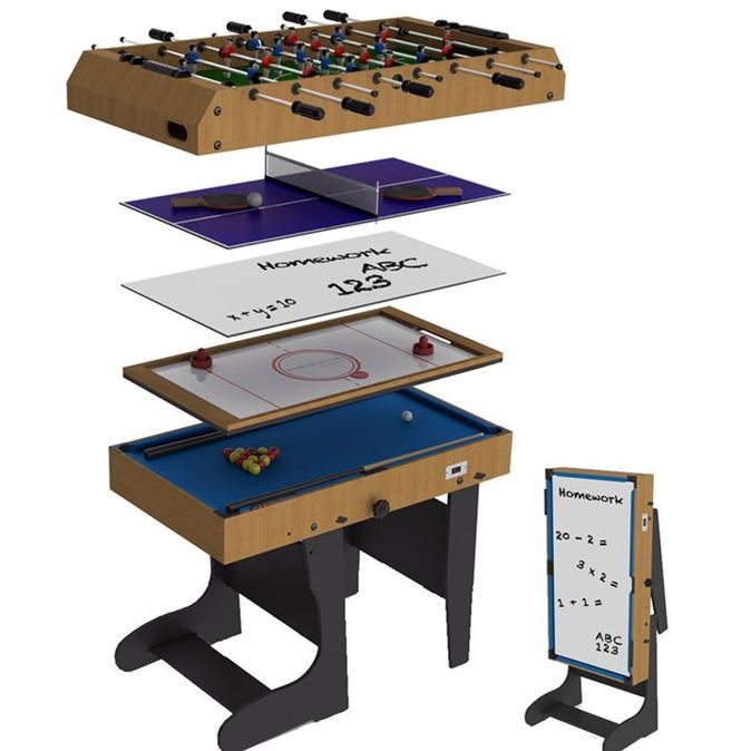 Riley | Riley 4in1 Games Table | Games Tables