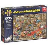 Jan van Haasteren puzzel De Hondenshow 1500