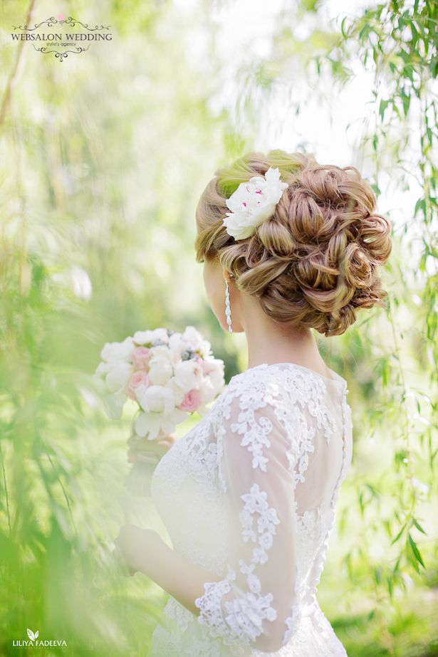 wedding-hairstyle-idea-8.jpg (615×923)