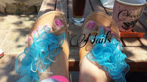 Summer nails !!!!