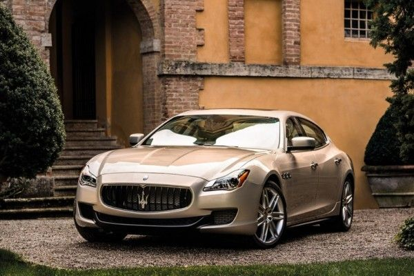 Maserati Quattroporte Limited Edition by Zegna will mark the auto brand's centenary