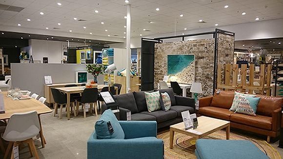 Bokor - Freedom Furniture Retail Stores, Aspley QLD
