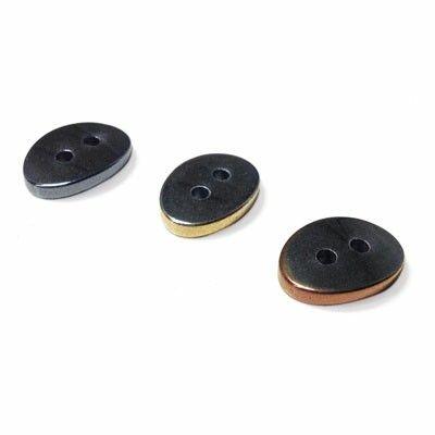 Hematite beads for makrame bracelet or necklace