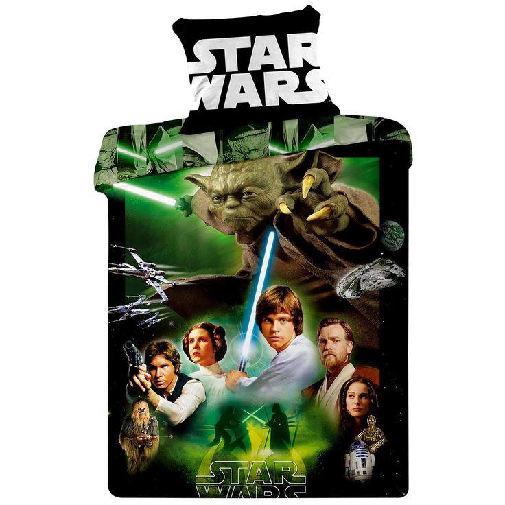 La Guerra de las Galaxias Ropa de cama »Yoda« | Cómpralos en EMP | Más Fan merch Ropa de cama & Sábanas disponibles online ✓ ¡Precios inigualables!