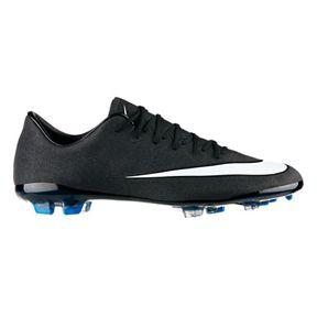 Nike Youth Cristiano Ronaldo Mercurial  Vapor  X FG Soccer Shoes