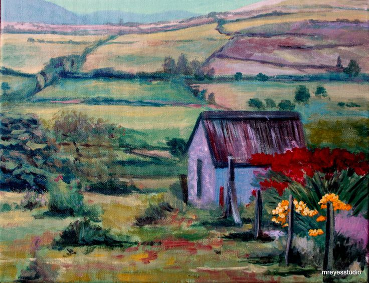 8 Best Ireland Paintings Images On Pinterest