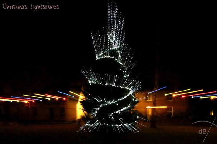 Starburst Christmas Tree – David Bradley