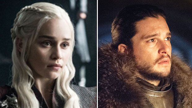 'Game Of Thrones' Spoilers: Designer Teases 'Vulnerable' Jon Snow When He Meets Daenerys https://tmbw.news/game-of-thrones-spoilers-designer-teases-vulnerable-jon-snow-when-he-meets-daenerys  The 'Game of Thrones' costume designer is dropping HUGE season 7 spoilers about Jon Snow and Daenerys! She also reveals Jon crosses paths withanother major character for the first time since season 1!Jon Snow (Kit Harington) and Daenerys Targaryen (Emilia Clarke) will be meeting for the first time this…