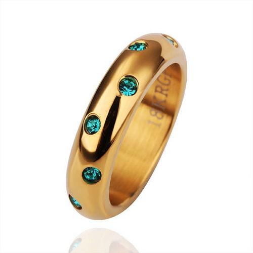 Punto del anillo oro encerado a mano Cordón - Coñac, 75 cm