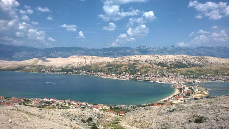 Isla de Pag, Croacia