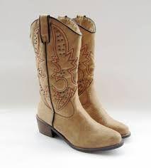Resultado de imagen para botas vaqueras para mujer