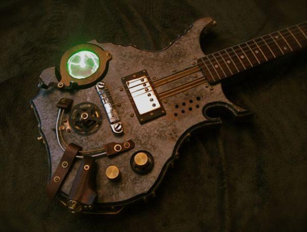 Cultura steampunk  instrumento musical