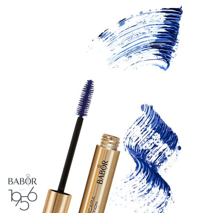 Babor Mascara Ultra Size Volume & Definition - Rimel Kremsi dokusuyla kirpiklerinizi mükemmel şekilde ayırarak daha hacim kazandıran metalik mavi renkli maskaradır.