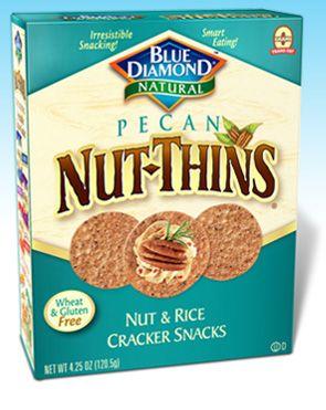 GF Blue Diamond: Nut Thins® : Pecan