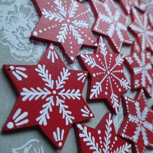 Our own original handmade wooden decorations. Handcrafted in the Czech Republic. http://www.fler.cz/hapeho