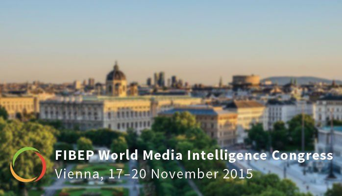 47th FIBEP World Media Intelligence Congress in Vienna, 17-20 November, 2015